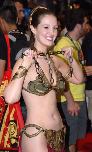 princess leia slave bikini. Princess Leia, Jabba#39;s Slave