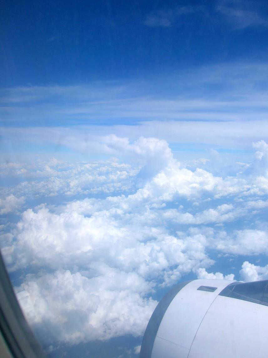 在雲上的瞬間 -6