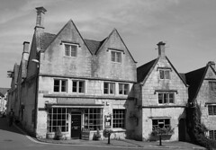 Ye Olde English Thai Restaurant (Canis Major) Tags: bw village gloucestershire thai painswick carpediem reastaurant marchhare moderntaste