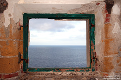 Sea frame (Renmarc) Tags: sea summer italy window canon flickr italia mare estate favorites more views frame sicily faves favs capo zafferano interestingess capozafferano renmarc