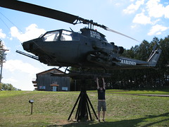 US Marine chopper