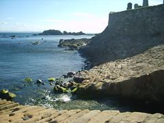 Coastal Stream (Garibaldi McFlurry) Tags: church saint parish coast scotland fife stmonans churchofscotland monans monan saintmonans