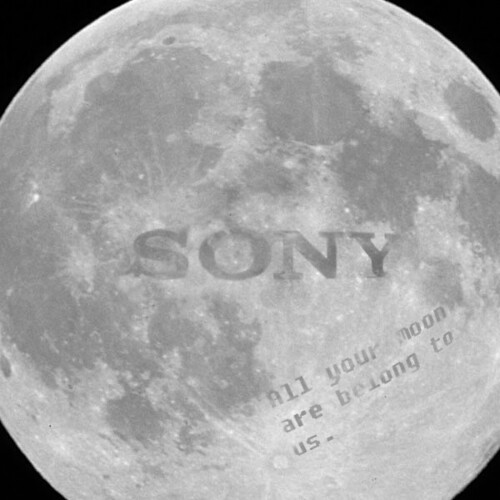 Sony Moon Rising