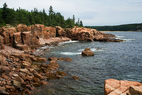 Maine's Rugged Coast