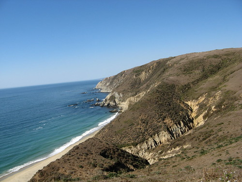 Coastline, Tomales Point