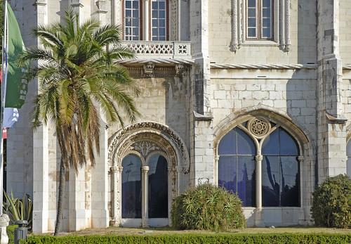 Le musée de la marine dans le monastère des Hiéronymites (Lisbonne)