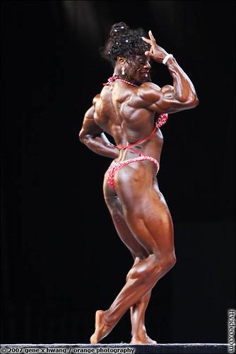 2007 Ms. Olympia Winner Iris Kyle