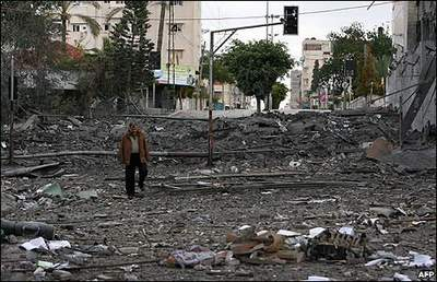 Gaza - what is left of it