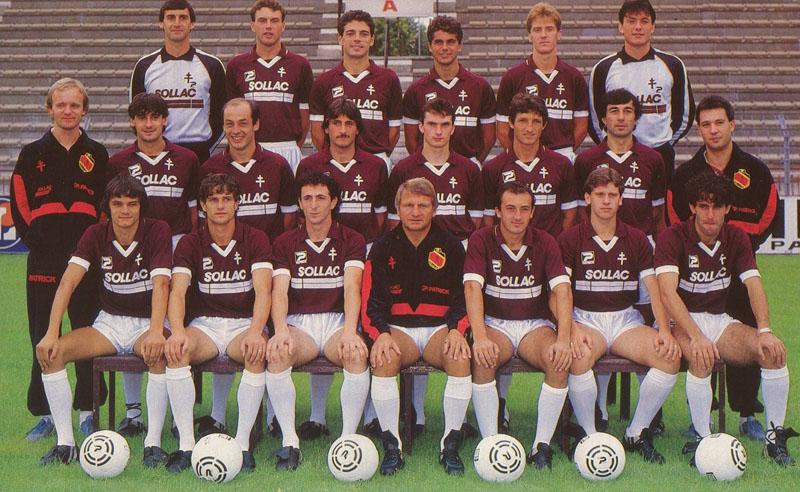metz 1986-87