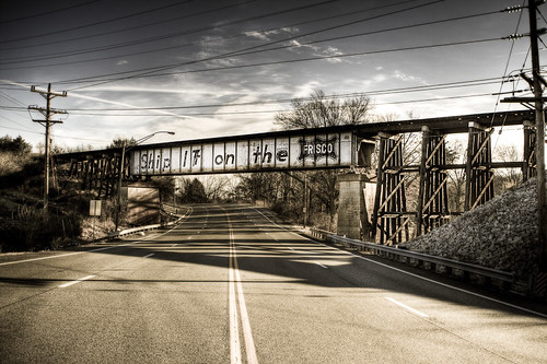 Frisco RR Bridge