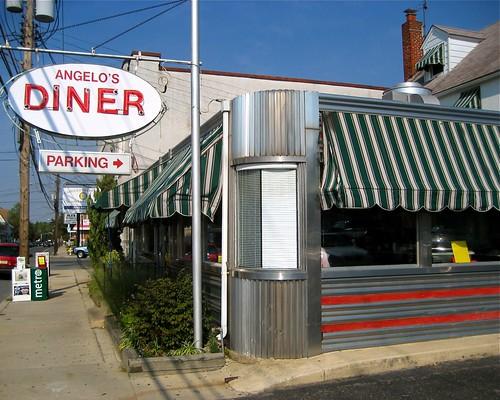 Angelo's Diner - Glassboro NJ