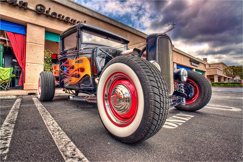 1932 ford truck hot rod