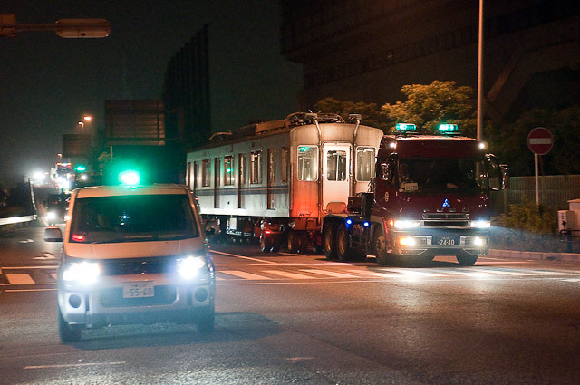 東京メトロ東西線05系05-102F 05-702陸送