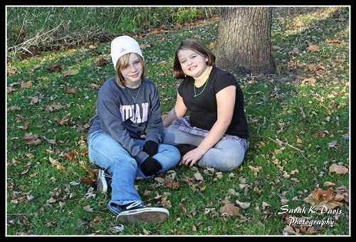 Corrine & Jayla