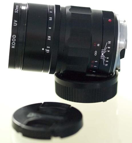 Olympus 50mm f2 Macro Panasonic L10