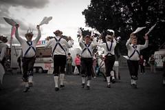 HDR Morris (whitbywoof) Tags: beer bells dance fat belly rag oldwarden bedfordshiresteamfayre2010