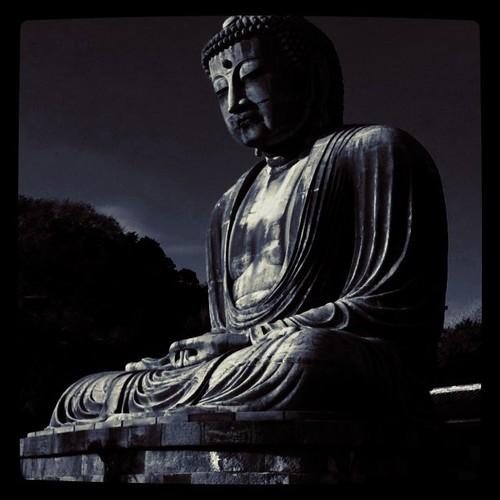 鎌倉の大仏様