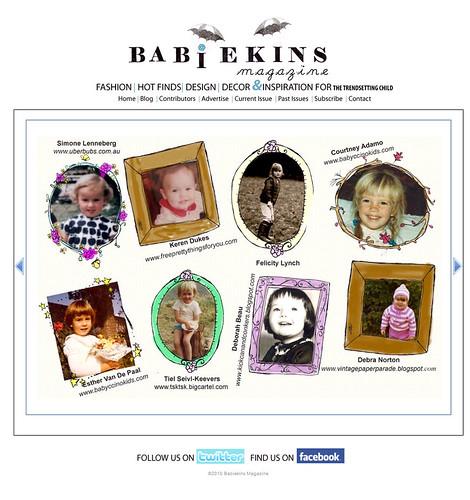 babiekins mag baby Keren