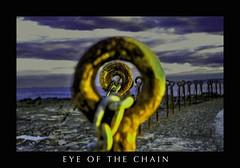 Eye of the chain (Earlette) Tags: autumn colour eye photoshop newcastle nikon bravo border australia chain nsw hdr blueribbonwinner d80 earlette