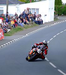 John McGuinness - Winner - Senior TT