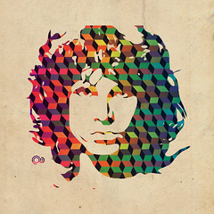 jimbouu (andrs yeah) Tags: fashion illustration yeah tshirt jim morrison tee yeahyeah