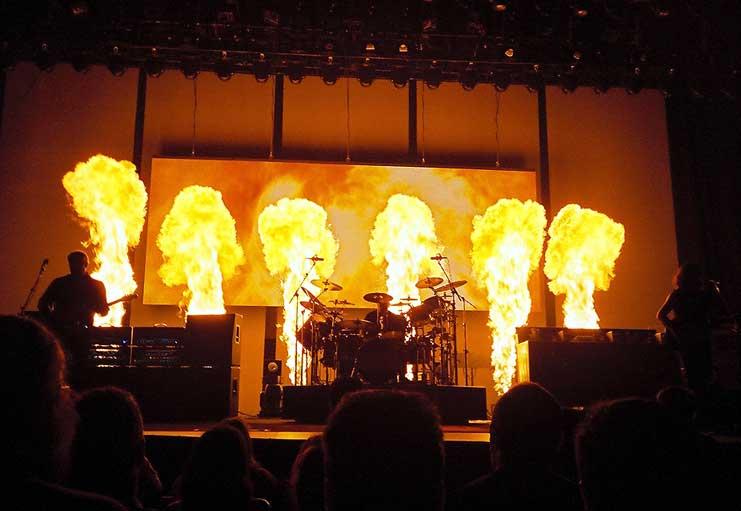 rush flames