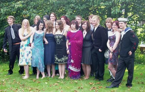 Graduating class 07