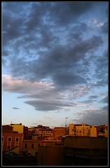 Buongiorno Cagliari!!! (Freak_Irish_Sister) Tags: sardegna morning blue houses sky italy cloud tree sunrise canon lens dawn italia sardinia sigma explore eos350d cagliari 1770mm freakirishsister