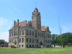 Osborne County Court House