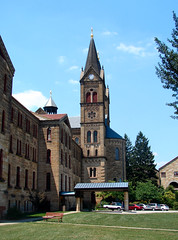 St. Meinrad - by cindy47452
