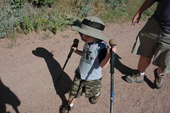 Hiking Boy (walking.wally) Tags: colorado 2007 canoncity tunneldrive