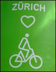 I ♥ Zürich - by Bright Tal