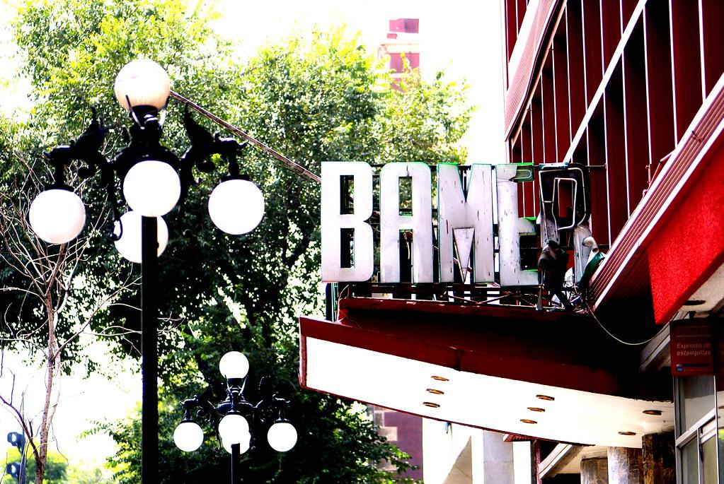Bamer... (Estamos de paso...)