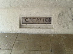 Creation (joshla) Tags: port underpass edinburgh potterrow