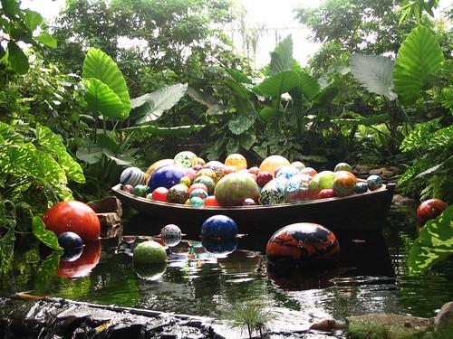 Balls in Boat