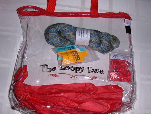 Loopy Groupie Tote