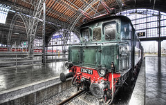 Leipzig Train Station (Stuck in Customs) Tags: pictures lighting light panorama art texture colors lines station modern composition train work reflections germany painting photography intense nikon bravo perfect exposure shoot artist mood photographer shot angle photos unique background details perspective engine atmosphere images best leipzig edge processing pro framing capture tones hdr masterpiece treatment mostviewed highquality stuckincustoms treyratcliff