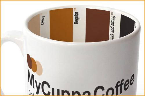 Koffie met melk in allerlei gradaties