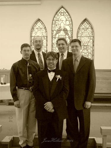 Five Of My Most Favorite Men...