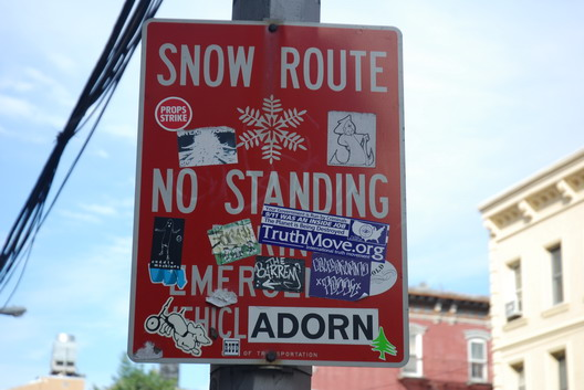 Say What--Snow Route