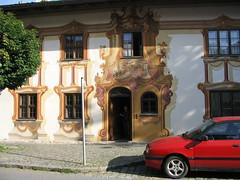 Oberammergau (4) (jmpo01) Tags: maisons baviere oberammergau peintes