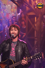The Passionate Lyricsman Look (muchmusic) Tags: muchmusic blunt jamesblunt mmmlive