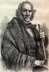 GENERAL SAM HOUSTON, GOVERNOR OF TEXAS