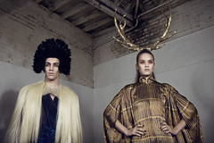 totemism (published in catalogue magazine june 2010. argentina) (www.danielgilrodrigo.com) Tags: portrait storm london fashion warehouse catalogue models1 danielgil charlielemindu danielgilrodrigo revistacatalogue