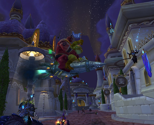 Rocket Mount with Friends