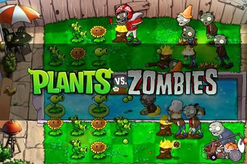 絶大な人気を誇るディフェンスゲーム Plants vs. Zombies がセール中!さっそく購入しました。