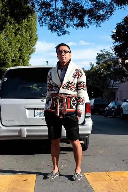 Chunky Sweater 3
