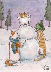 Bulding a Snow Cat
