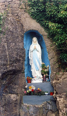 virgin mary in dingle (carrie227) Tags: travel ireland mary dingle scanned virginmary pointandclick pointandclickcamera barbash