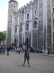 Yay! Tower of London!